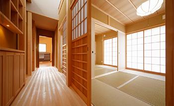 増築・改装がしやすい家