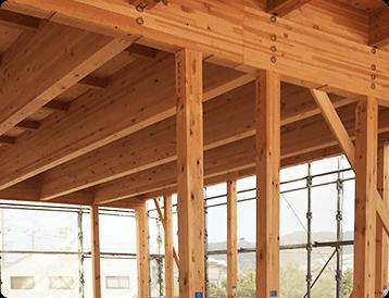 木材建築イメージ