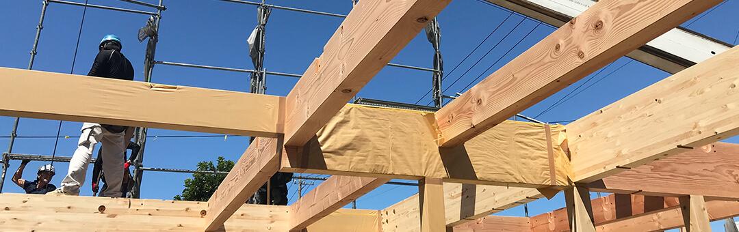『木造軸組工法』は地震に弱い。それは間違いです。